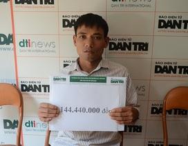 Bạn đọc giúp đỡ 2 bé Thùy Dung, Thùy Dương hơn 144 triệu đồng