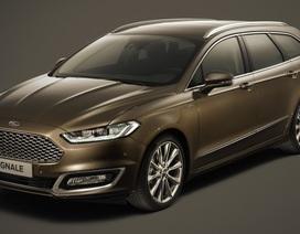 Gặp khó ở châu Âu, Ford rũ bỏ Mondeo