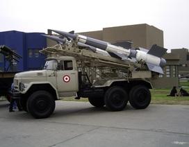 Nga giúp Syria hiện đại hóa hệ thống phòng không giữa lúc căng thẳng