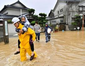 """Sự kiên cường của người Nhật Bản sau mùa hè """"thảm họa"""""""