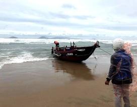 Cứu hai tàu cá trôi dạt trên biển