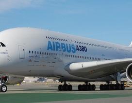 """Siêu máy bay A380 đối mặt nguy cơ """"khai tử"""" vì không có đơn đặt hàng"""