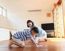 Khỏi thuê giúp việc, hãy học phụ nữ Nhật cách dọn nhà