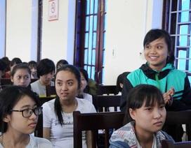 Tập huấn chăm sóc sức khỏe sinh sản ban đầu cho sinh viên