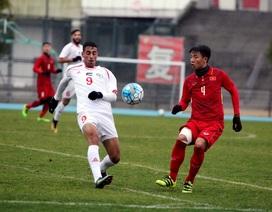 HLV Palestine chê bai U23 Việt Nam