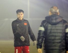 """Văn Toàn: """"HLV Park Hang Seo cảnh báo không coi thường U23 Syria"""""""