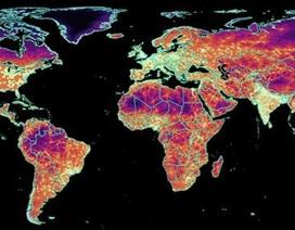 Cần bao lâu để đến được thành phố khác từ một nơi bất kì trên Trái Đất?