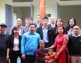 Khánh thành Nhà Nhân ái giúp gia đình cựu chiến binh Nguyễn Xuân Trường