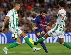 Barcelona quên đi thất bại ở trận derby Catalonia?