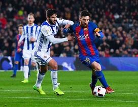 """Barcelona và trận đấu đầy """"cạm bẫy"""" tại Anoeta"""