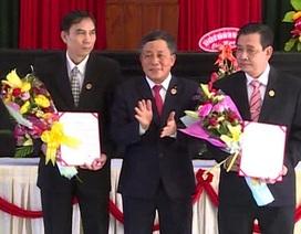 TAND tỉnh Phú Yên có Chánh án, Phó chánh án mới