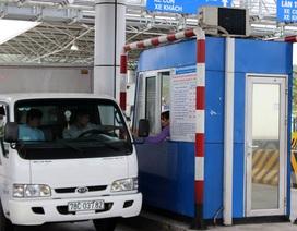Đề xuất mở rộng phạm vi miễn phí qua trạm BOT Bàn Thạch