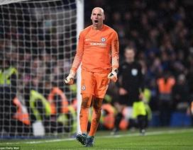 Chelsea giành vé vào vòng 4 FA Cup với chỉ 9 cầu thủ