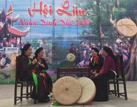 Ký cam kết không ngửa nón nhận tiền tại lễ hội Vùng Lim