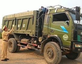 Bắc Giang: Yêu cầu doanh nghiệp, lái xe ký cam kết, quyết liệt chặn xe quá tải!