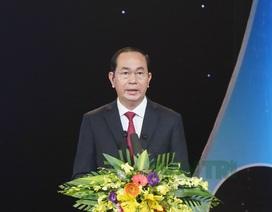 Chủ tịch nước: Phát huy hơn nữa vai trò của báo chí trong đấu tranh chống tham nhũng!