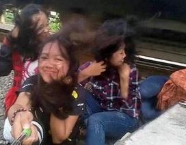 """Thiếu nữ bị ngã vỡ đầu vì chụp ảnh """"tự sướng"""" sát đường ray"""