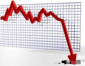 """Thị trường đỏ lửa, VN-Index """"rơi tự do"""" mất hơn 28 điểm!"""