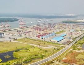 """Dự án xây dựng cảng hơn 10.000 tỷ đồng bị """"bế tắc"""""""