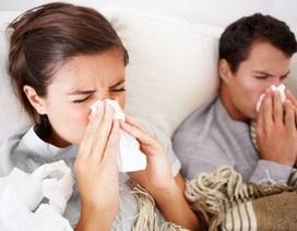 Dễ mắc cúm vì những thói quen hàng ngày