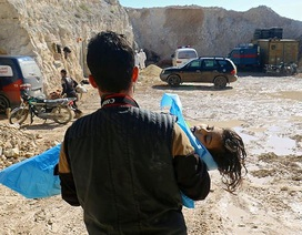 Nga cáo buộc Mỹ xuyên tạc lập trường của Moskva về vũ khí hóa học tại Syria