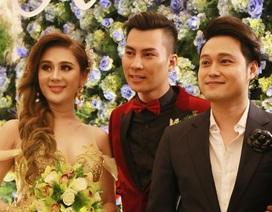 Dàn siêu xe trong đám cưới xa hoa của ca sĩ chuyển giới Lâm Khánh Chi