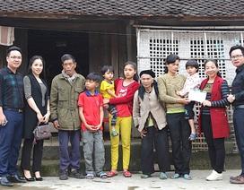 Bạn đọc giúp người mẹ nghèo Lê Thị Hùng hơn 97 triệu đồng