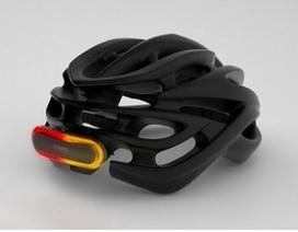 Đèn thông minh cho người đi xe đạp, cảnh báo đến người thân khi tai nạn