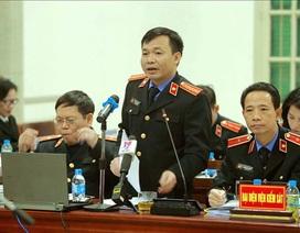 Viện Kiểm sát: Ông Đinh La Thăng có vai trò chủ mưu, xuyên suốt