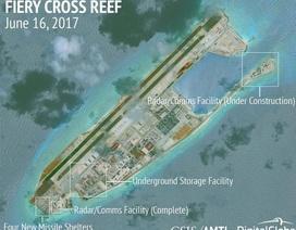 """Philippines """"tố"""" Trung Quốc thất hứa khi quân sự hóa Biển Đông"""