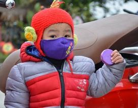 Quảng Bình: Học sinh huyện miền núi nghỉ học vì giá rét