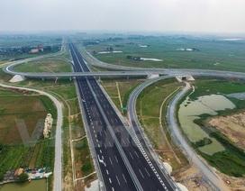 Chính phủ yêu cầu triển khai xây dựng một số đoạn cao tốc Bắc - Nam phía Đông