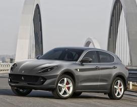 """Ferrari """"xiêu lòng"""" trước sức quyến rũ của phân khúc SUV"""