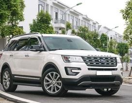 Ford Explorer - Những điểm nhấn về tính năng an toàn