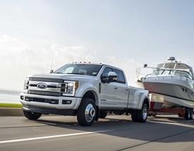 Ford bị kiện gian lận khí thải của xe bán tải