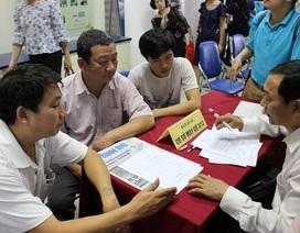 Năm 2017: Hà Nội có 213 phiên giao dịch việc làm