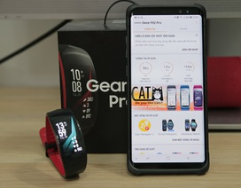 Gear Fit2 Pro nâng cấp có gì mới so với thế hệ cũ?