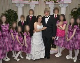 Mỹ bắt cặp vợ chồng tình nghi giam cầm và ngược đãi 13 người con