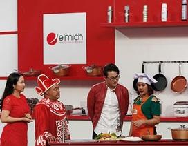 Cùng Hà Trí Quang vào bếp với nồi chảo Royal Elmich và bếp từ cao cấp Elmich