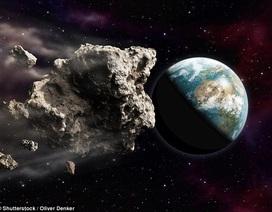 Một tiểu hành tinh vừa sượt ngang Trái Đất