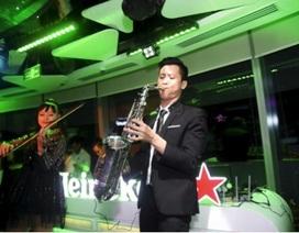 """Tưng bừng không khí đón năm mới tại """"The World of Heineken"""""""