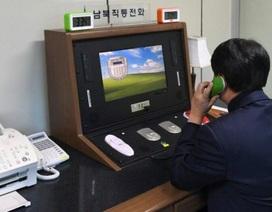 """""""Giải mã"""" đường dây nóng kết nối 2 miền bán đảo Triều Tiên"""