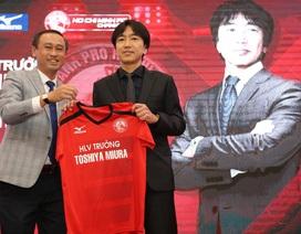 """HLV Miura: """"Tôi muốn cùng CLB TPHCM vô địch V-League"""""""