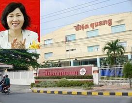 Cổ phiếu công ty nhà cựu Thứ trưởng Thoa tăng giá bất chấp hoảng loạn