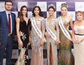 Thêm những hình ảnh về Hoa hậu Hoàn vũ Thế giới 2008 tại Nha Trang