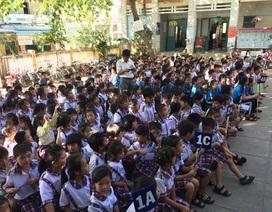 175 suất học bổng Grobest VN đến với học sinh nghèo Bình Thuận, Ninh Thuận