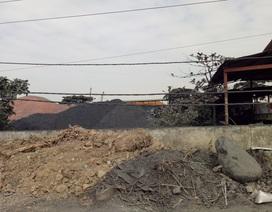 Hàng trăm hộ dân khốn khổ vì ô nhiễm bụi than