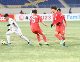 """HLV Park Hang Seo: """"U23 Việt Nam suýt gây bất ngờ trước U23 Hàn Quốc"""""""