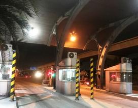 Chính thức dừng thu phí phương tiện qua trạm BOT Xa lộ Hà Nội