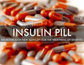 """Insulin """"không chích"""": Thành quả của công nghệ sinh học"""